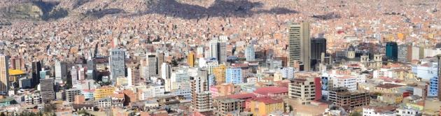 Banner La Paz