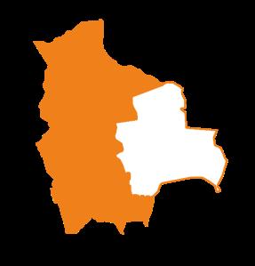 mapa scz